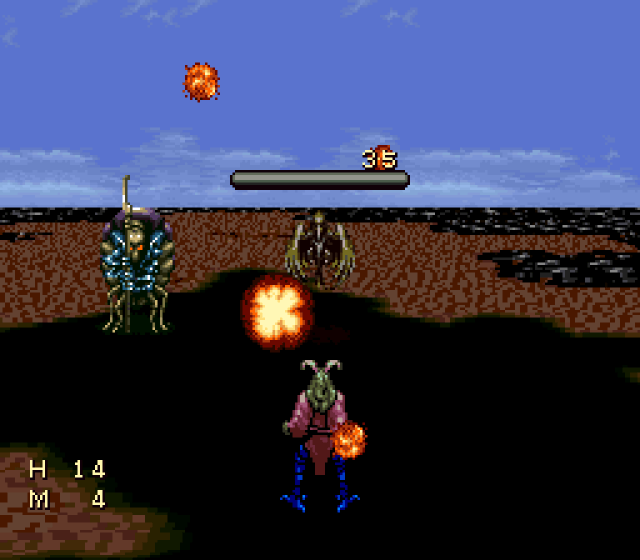 7th Saga Screenshot1