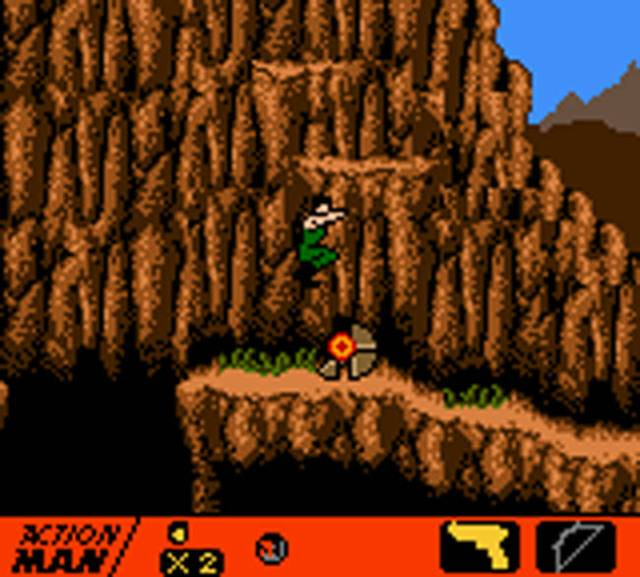 Action Man Search for Base X Screenshot2