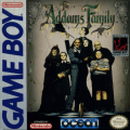 The Addams Family Cover GB