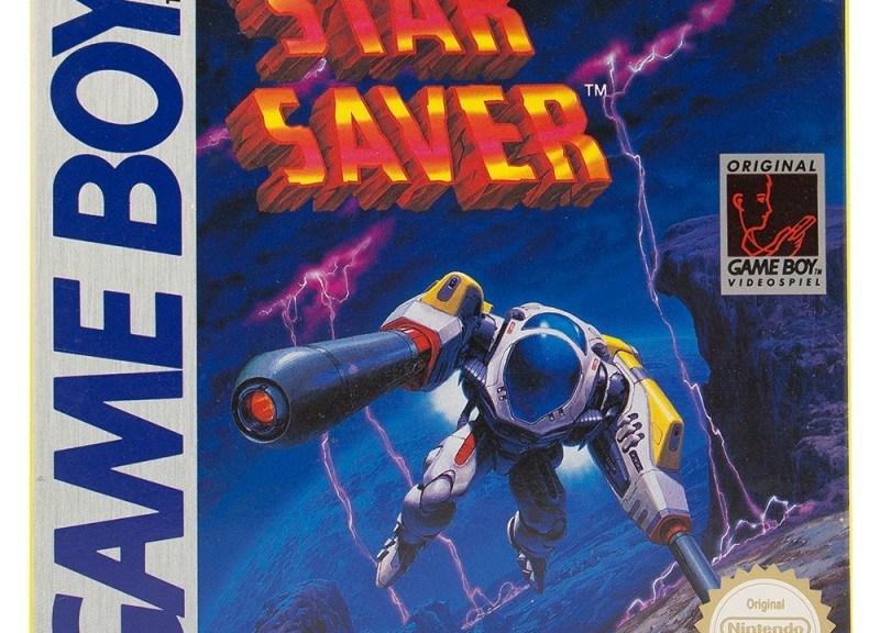 Die Abenteuer von Star Saver Cover