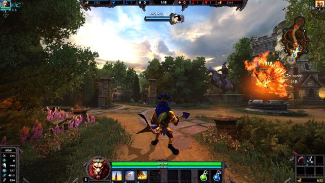 SMITE - Screenshot