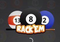 Rack'Em (8 Ball Pool 2 Players Game)