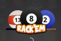 Rack'Em (8 Ball Pool 2 Players Game)