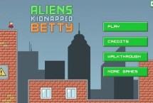 Alien's Kidnapped Betty