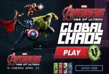Avengers: Age of Ultron – Global Chaos