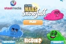 Cloud War Snowfall
