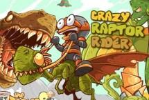 Crazy Raptor Rider