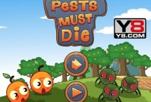 Pests Must Die