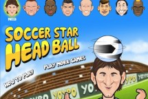 Soccer Star Head Ball