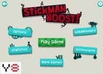 Stickman Boost