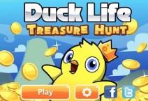 Duck Life  v 5 Treasure Hunt