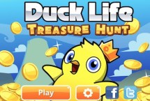 Duck Life v 5 Treasure Hunt