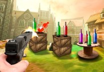 Bottle Target Shooting 3D