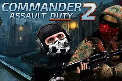 Commander Assault Duty 2