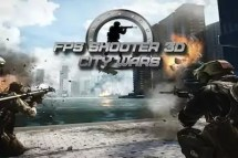 FPS Shooter 3D: City Wars