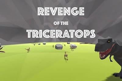Revenge of the Triceratops