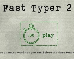 faster typer 2