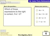 Pre Algebra Set 2 (Mr Anker Tests)
