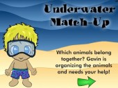 Underwater Match-Up