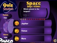 Space Quiz Game