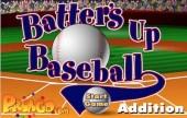 Batter's Up Baseball Math- Addition