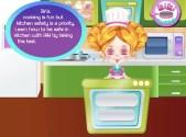 Learn Kitchen Safety with Kiki