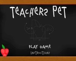teacher pet