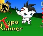 Typo Runner