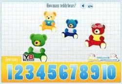 count teddybear