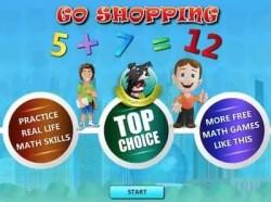 go shopping math