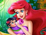 Barbie Dollhouse Game