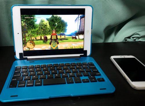 iPad miniでPS4をリモートプレイ