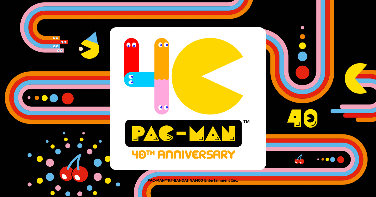 Bandai Namco Celebrates 40 Years Of Pac Man With Special Content And Live Conference Mxdwn Games
