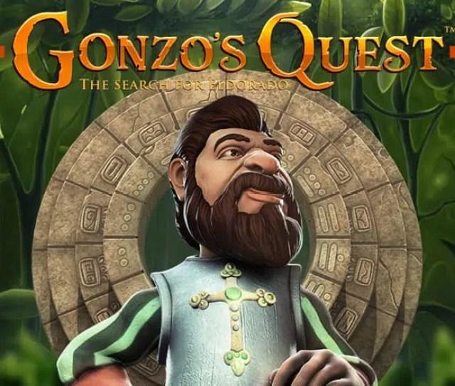 Gonzos Quest Slot Game Thumbnail
