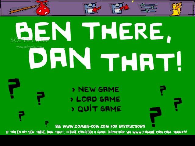 Ben There, Dan That! screenshot 1