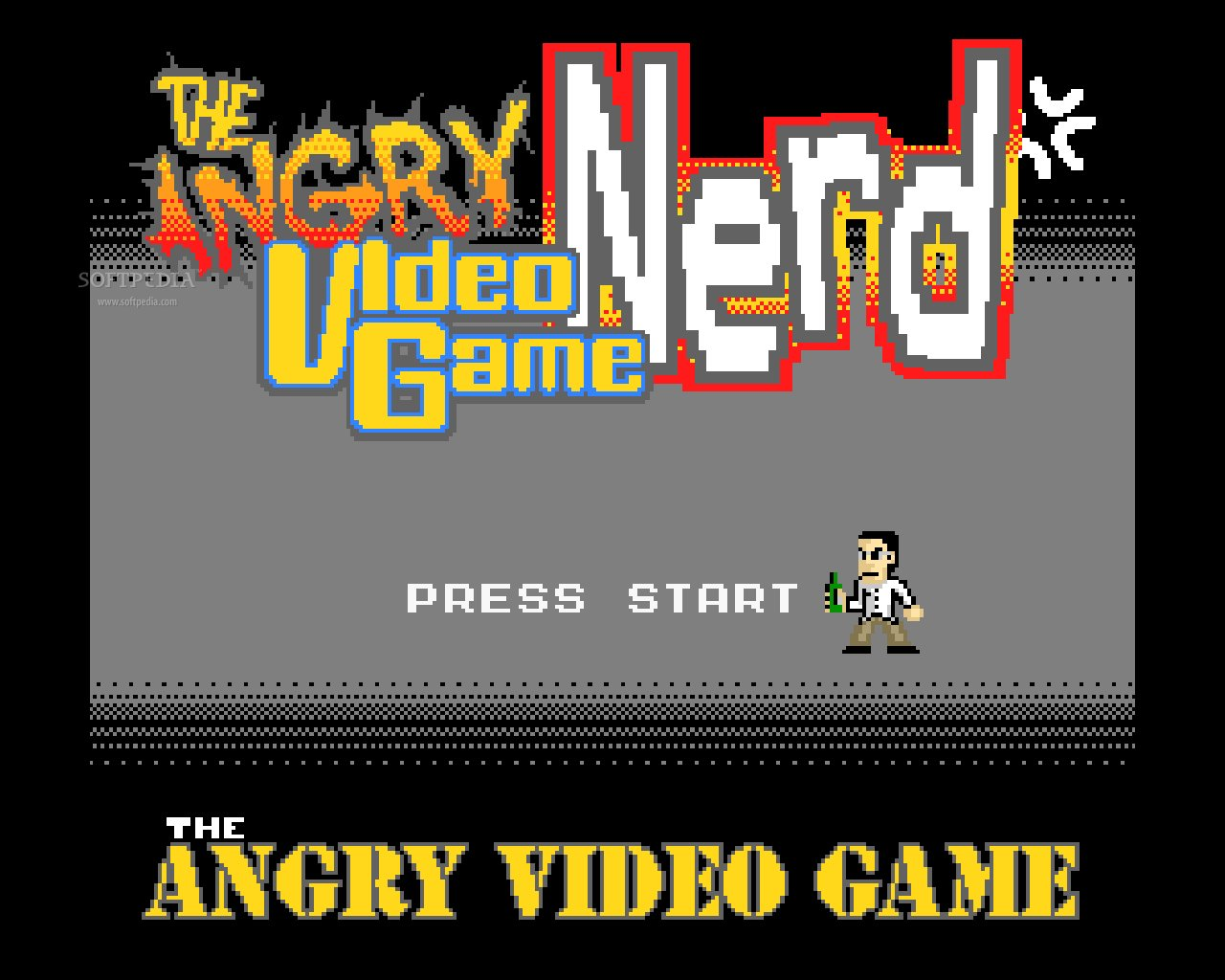 The Angry Video Game Nerd Free Game Downloads