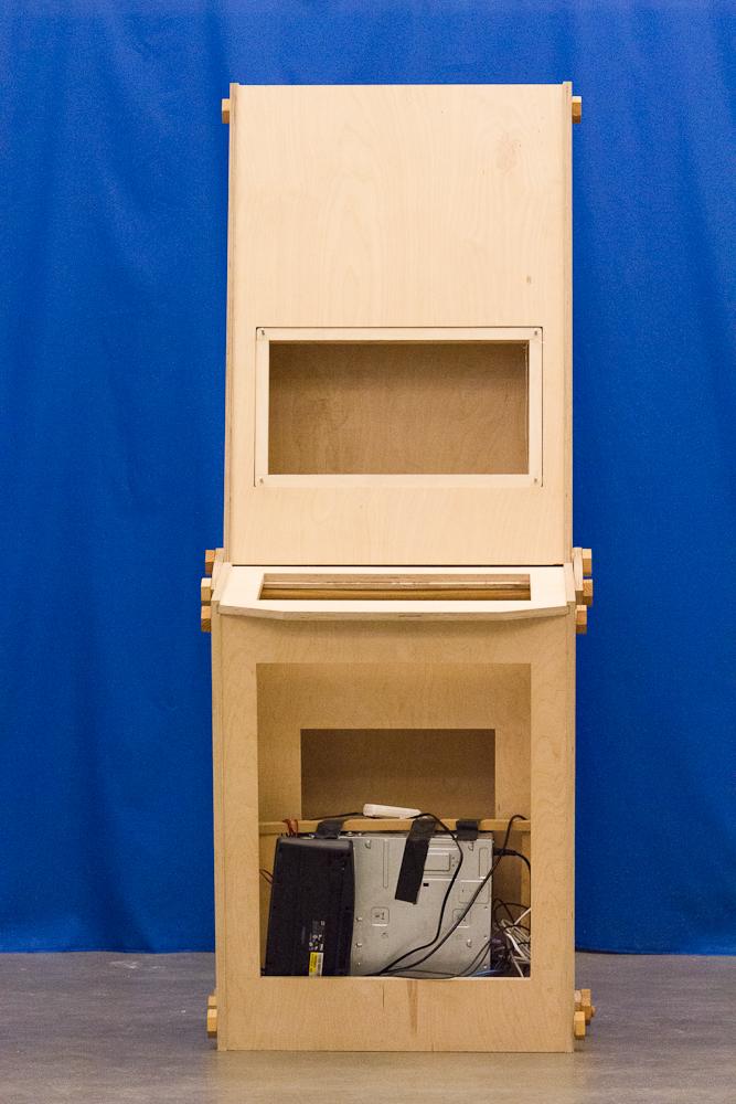 Ucla Game Lab Modular Arcade Cabinet Ucla Game Lab