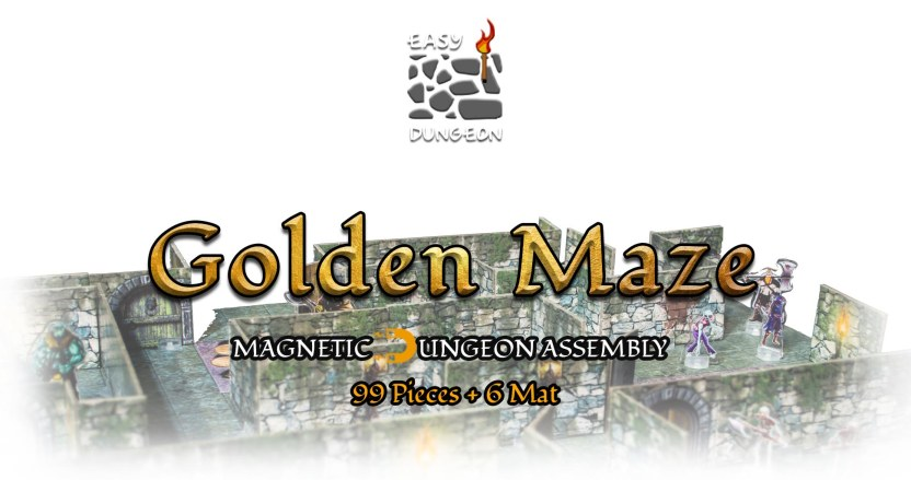 Golden Maze