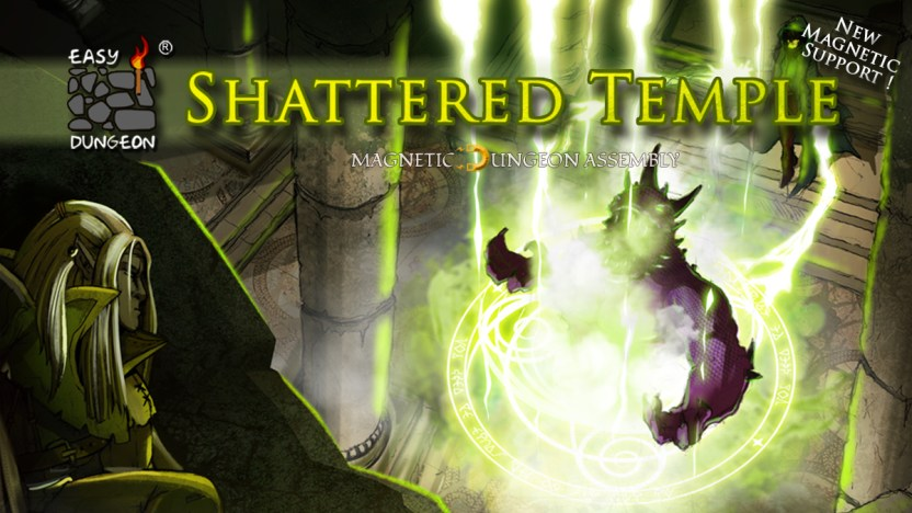 Shattered Temple