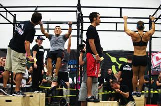 review of the crossfit usaw open 鉄侍 the iron samurai