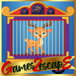 G2E Baby Reindeer Rescue