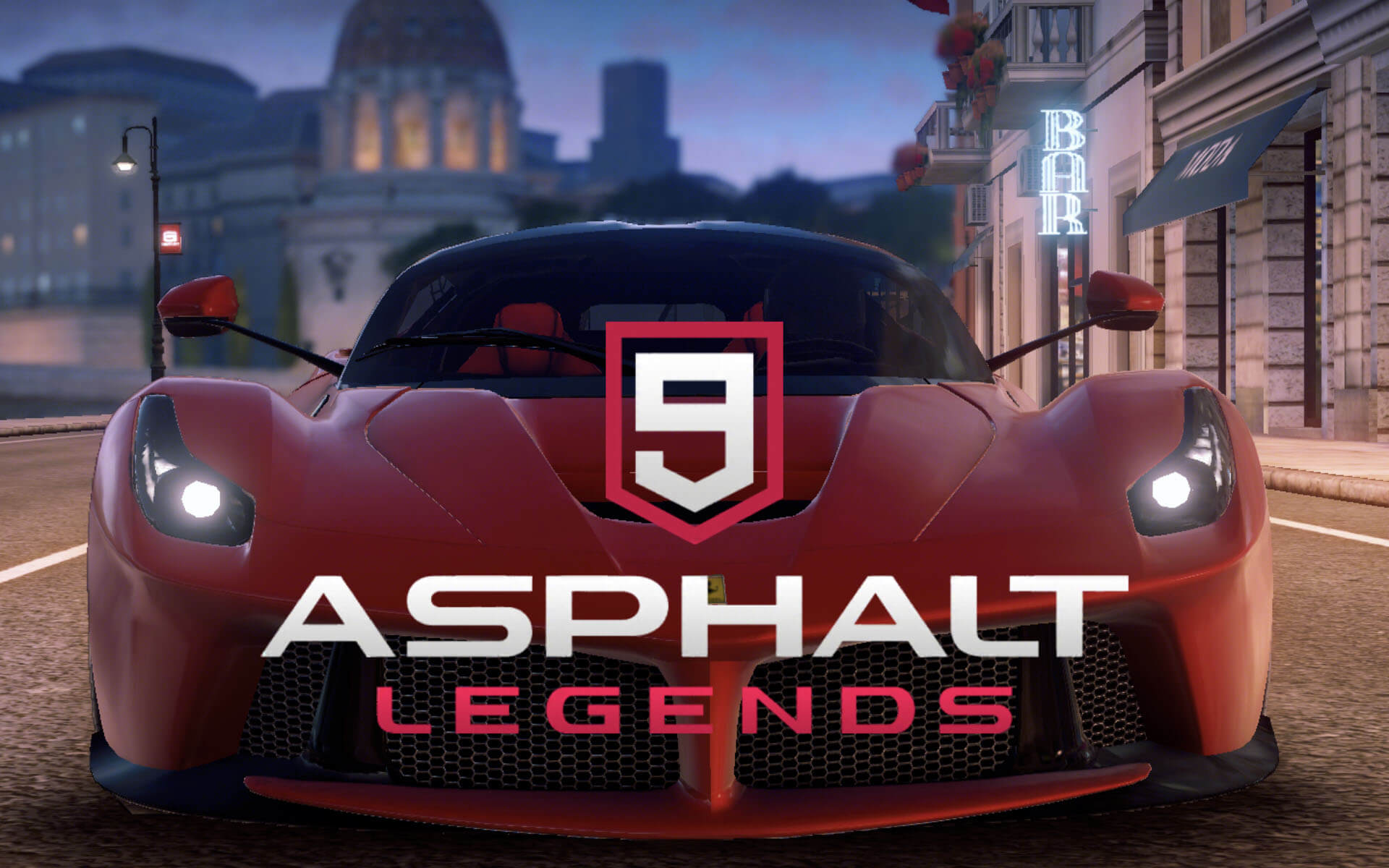 Игра Asphalt 9: Legends