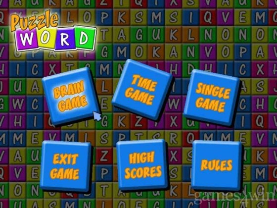 Puzzle Word  Download and Play Puzzle Word Game   Games4Win Puzzle Word Puzzle Word Download Puzzle Word Game