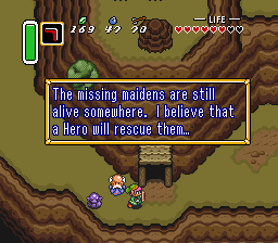 Legend of Zelda, The - A Link to the Past.038