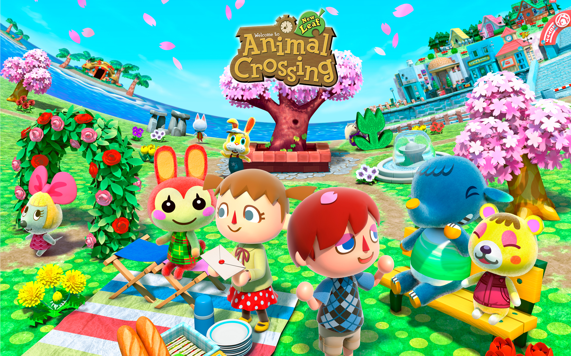 Image result for Animal Crossing Summer