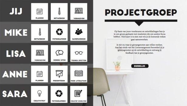 BUCKETLIST-projectgroep