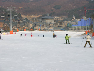 The Jewel of PyeongChang's 2018 Olympic Winter Bid Is Open For Business