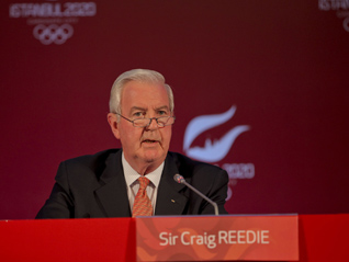 """IOC Commission Chair Reedie Commends """"Extraordinary"""" Istanbul's Olympic Bid for 2020"""