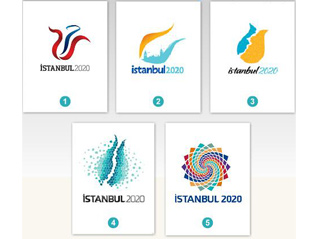 Public To Select Istanbul 2020 Logo