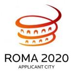 Branding for Rome's abandoned 2020 Olympic Games bid